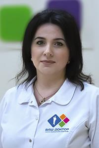 Абачева Маида Ферезуллаевна