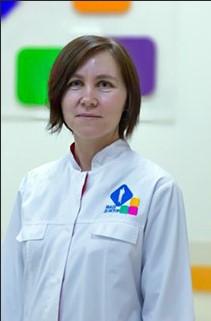 Агаркова Вероника Ивановна