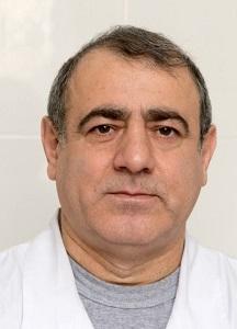 Ахмедли Джафар Гасанович