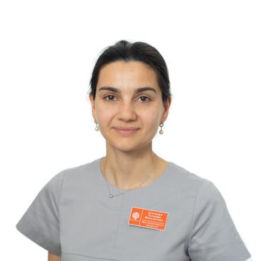 Ахмедова Эльвира Физулиевна