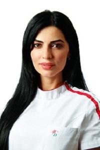 Алиева Халида Асифовна