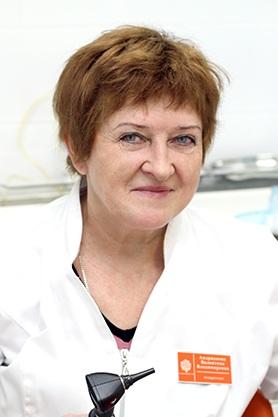 Андрианова Валентина Владимировна