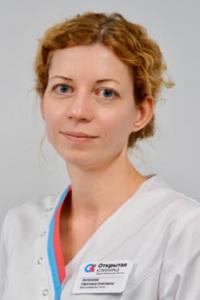 Антонова Светлана Олеговна