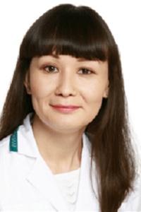 Анжиганова Людмила Сергеевна