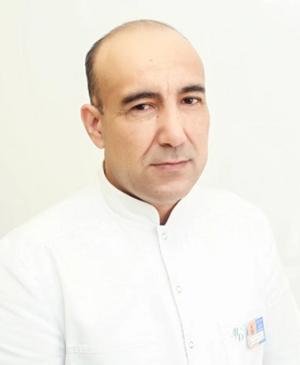 Ашыров Бегенчмурад Ашырович