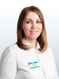 Азарова Евгения Сергеевна