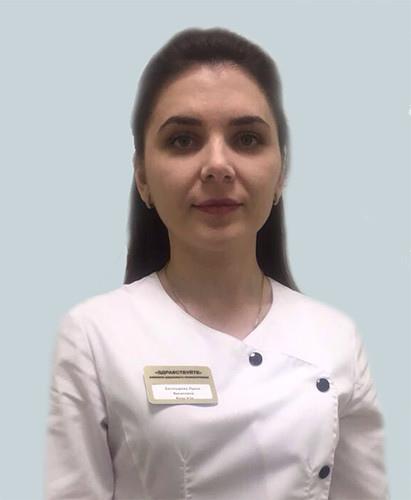 Багатырёва Луиза Виситовна