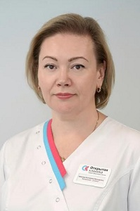 Баюсова Екатерина Леонидовна