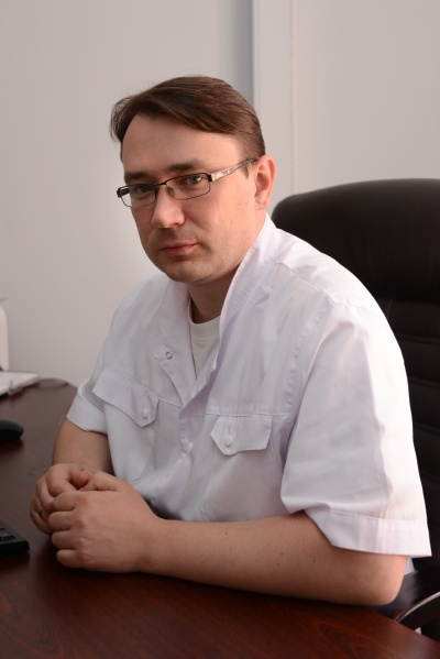 Балыбердин Дмитрий Михайлович