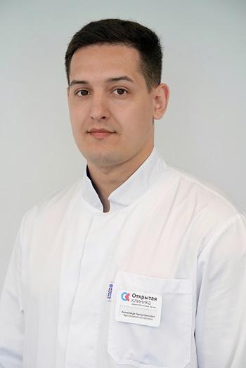 Бельхамиди Рашид Арезкович