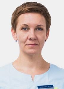 Болезнова Екатерина Михайловна