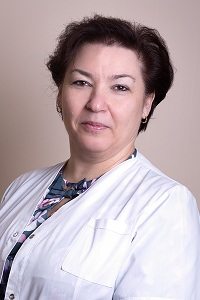 Булыгина Ирина Петровна