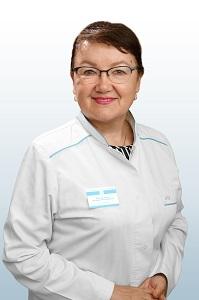 Бурашникова (Якасова) Эльвира Михайловна
