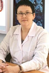 Бусова Светлана Борисовна