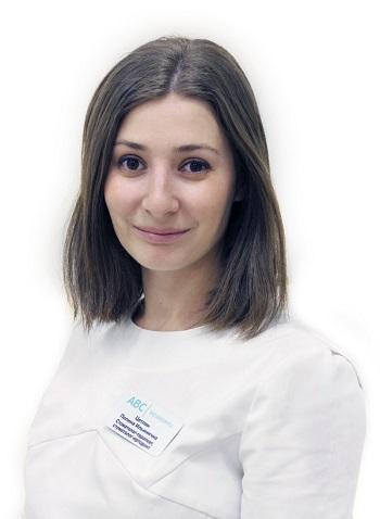Цетлин Полина Ильинична