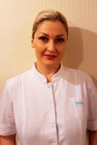 Чабашвили Гульнара Мерабовна