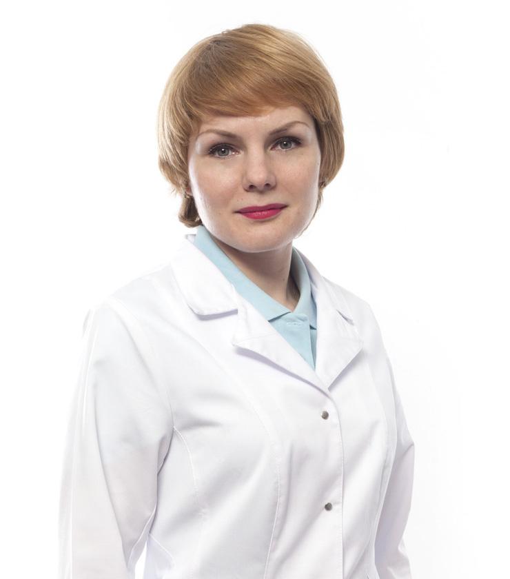 Чайка Евгения Юрьевна
