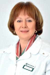 Чантурия Жанна Алексеевна