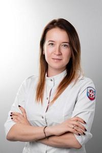 Чекменёва (Бедарева) Светлана Алексеевна