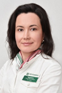 Черникова Ольга Николаевна