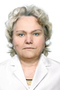 Чернобаева Валентина Ивановна