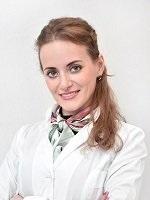Чупрова (Потапова) Вероника Андреевна