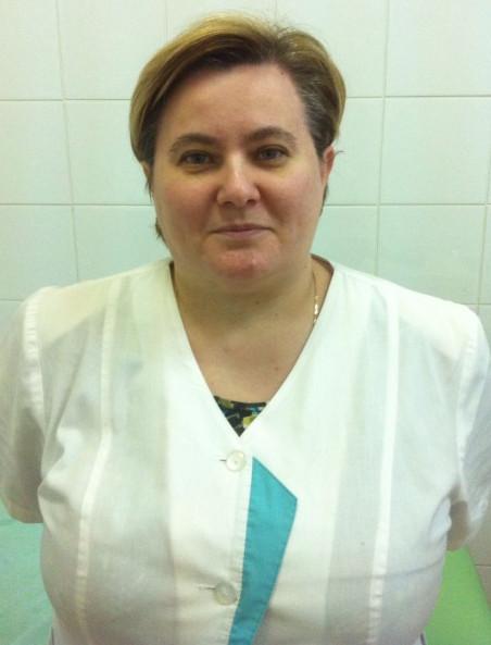 Цимбалова Екатерина Георгиевна