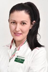 Цыганова Кристина Александровна