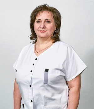 Даниелян Нарине Акбаловна