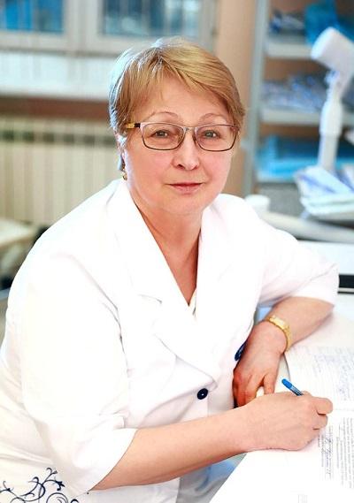 Демидова Елена Михайловна