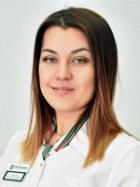 Дергоусова Анастасия Сергеевна