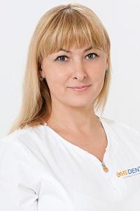 Дмитрова Алина Геннадьевна