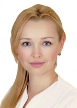 Дудник Ирина Юрьевна