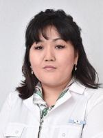 Джамбинова Александра Викторовна