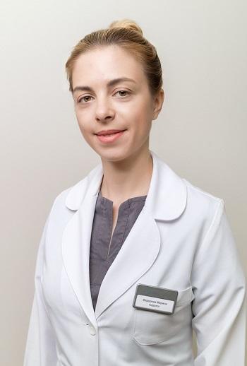Федорова Марина Владимировна