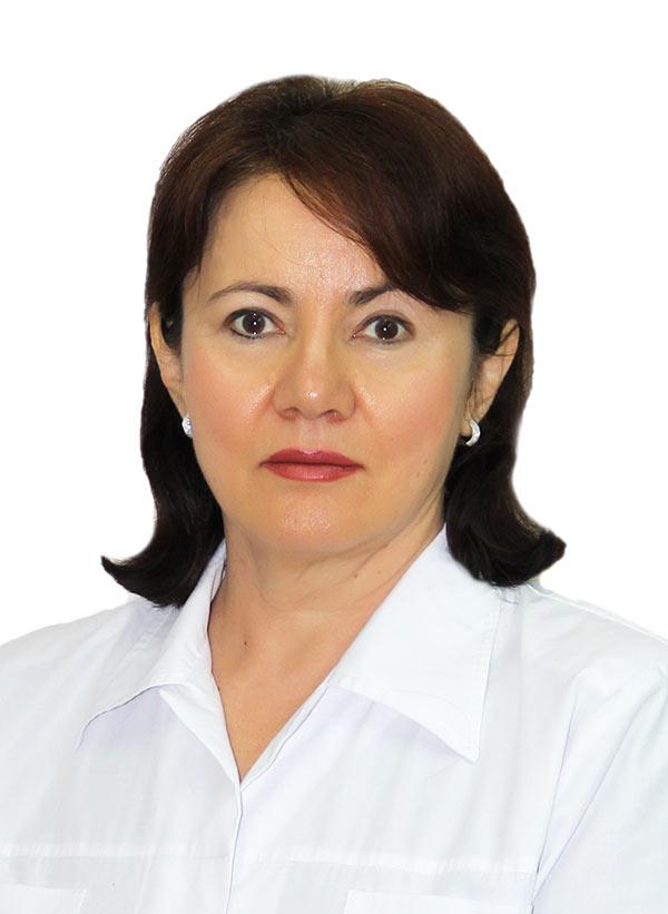 Федякина Лайла Масутовна