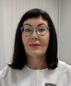 Фролова Елена Владимировна