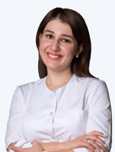 Гагкаева Зарина Алановна