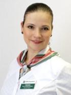 Галахова (Красюк) Ольга Владимировна