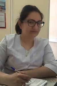 Гасымова Севар Джаваншировна