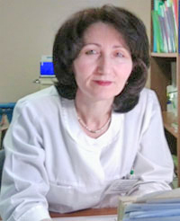 Геворгян Стелла Кароевна