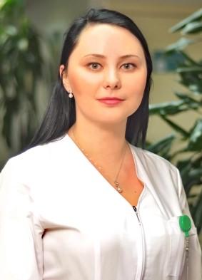 Глушакова Алена Ивановна