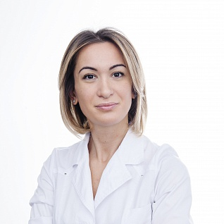 Гогиберидзе Нино Малхазовна