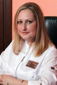 Городецкая Марина Давыдовна