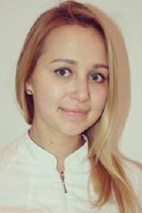 Гришина Анна Владимировна