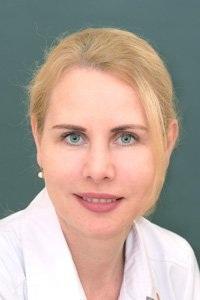 Харитонова Елена Геннадьевна