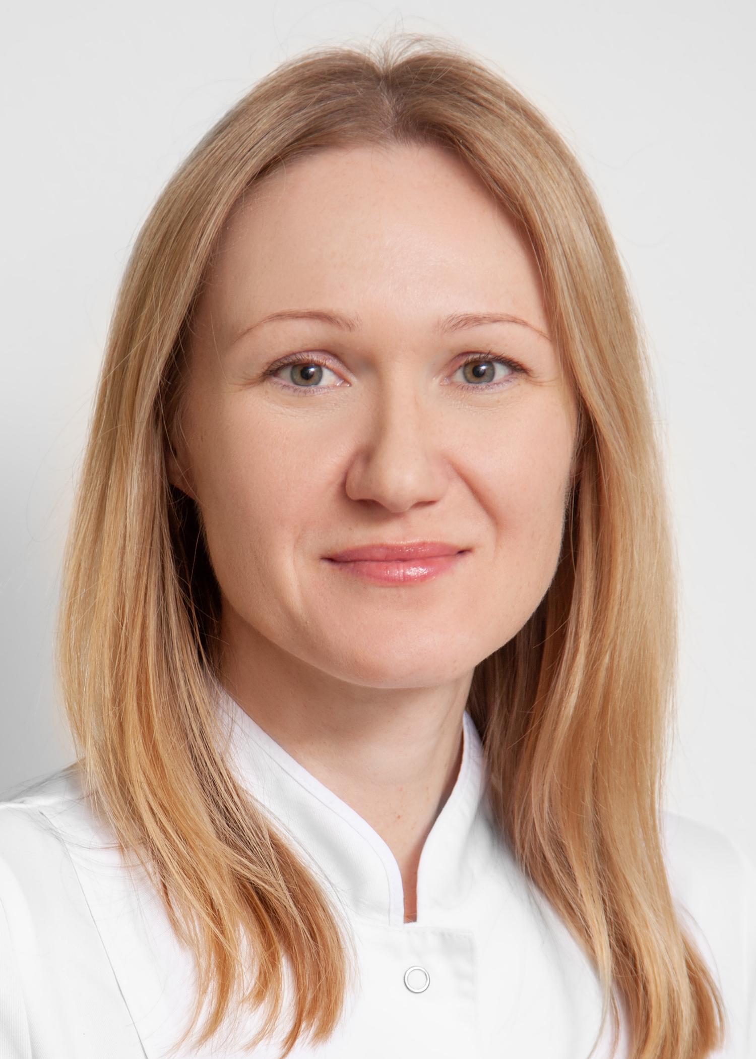 Харламова Елена Аркадьевна