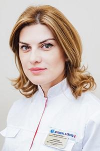 Хизриева Заира Юсуповна