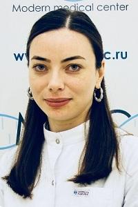 Ибрагимова Нурсият Магомедалиевна