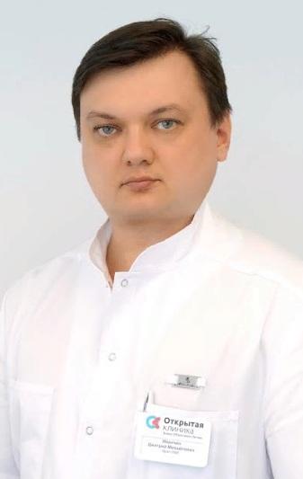 Иванчин Дмитрий Михайлович
